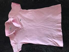 Lacoste Polo Shirts 2 each