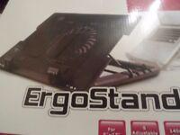 ERGOSTAR Laptop/netbook Cooling stand