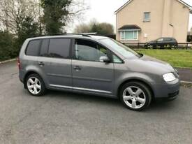 2005 vw touran 1.9tdi 7 seater