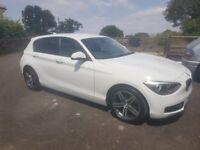 BMW 1 Series 116i 2012