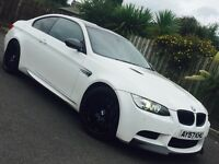 STUNNING BMW V8 PERFORMANCE PACK M3 (PX WELCOME) m4,m5,c63,rs4,rs6,Mercedes,Audi,Range Rover etc