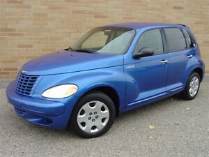2005 Chrysler PT Cruiser Loaded! Automatic! WOW!! Only 132000 Km