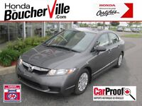 2011 Honda Civic Sdn DX