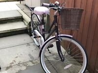 Gents Carrera Crossfire 3 & Ladies / Girls Pendleton Blossomby Bikes, excellent condition