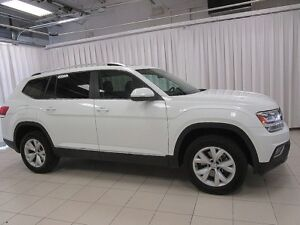 2018 Volkswagen Atlas TEST DRIVE TODAY!!! V6 4MOTION AWD 7PASS S