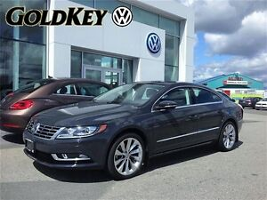 2014 Volkswagen CC Highline | Bluetooth | Leather | Ex-Demo |