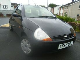 Ford KA 2005 (55) 1.2cc ***61,000 Miles & 10 Month MOT***