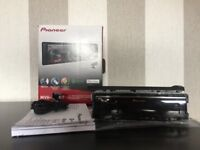 Pioneer MVH-390BT Car Radio (Bluetooth, AUX, Hands-Free)