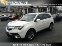 2012 Acura MDX Elite w/Rear Entertainment Pkg, Adaptive Cruise..