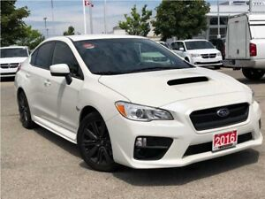 2016 Subaru WRX SPORT PACKAGE**HEATED SEATS**