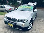 MY11 2010 BMW X3 SUV TURBO DIESEL LOGBOOKS LOW KS 2 Keys Mags A1 Sutherland Sutherland Area Preview