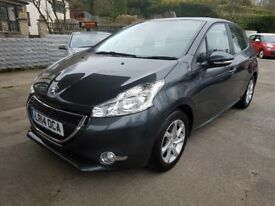 Peugeot 208 1.4 HDi FAP Active 5dr 28k DRIVES AND LOOKS LIKE NEW PERFECT CONDITION!!! Car4You TODAY!