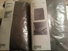brand new douvet set and fitted sheet