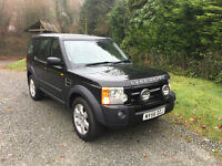 LAND ROVER DISCOVERY 3 HSE, 1 PRIVATE OWNER