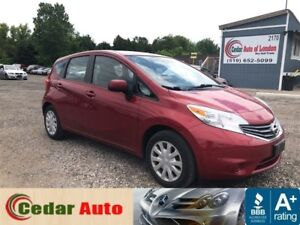 2014 Nissan Versa Note 1.6 SV - Managers Special