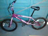 Childs Envy Vibe BMX bicycle