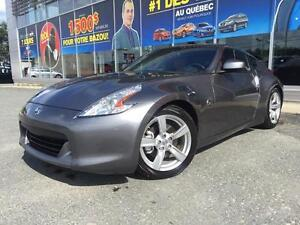 2011 Nissan 370Z TOURING / BOSE / SEULEMENT 27100 KMS