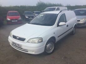 2005 ASTRA VAN LS CDTI ONE OWNER IN VGCONDITION DRIVES LIKE NEW STILL ANYTRIAL WELCOME ULTRA RELIBLE