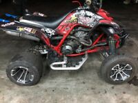 YAMAHA RAPTOR 660 * BREAKING ALL PARTS AVAILABLE **07835260261**