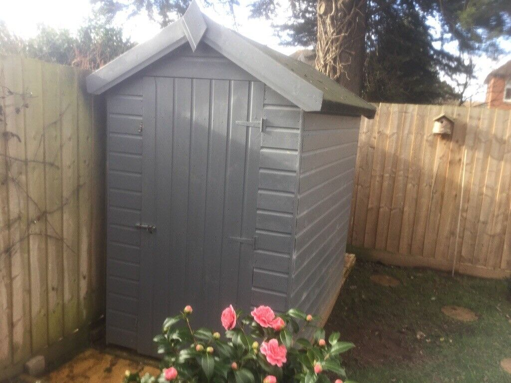 garden shed 6ft x 4ft 3years old - Garden Sheds Exeter