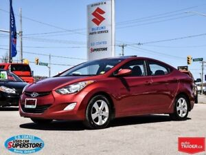 2012 Hyundai Elantra GL ~Heated Seats ~Power Moonroof