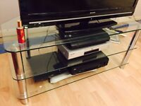 Glass TV Stand / Media Unit