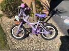 Halfords Petal Kids Bike 14inch Wheels