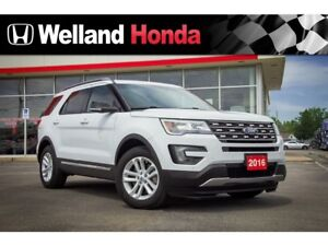 2016 Ford Explorer XLT - LOW MILEAGE | 7 SEATS | NO ACCIDENTS