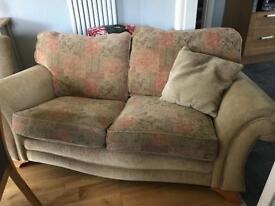 2x 2/3 Seater Sofas + Armchair