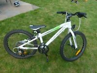 Orbea MX20 Dirt bike For Sale (White), Great Condition, Fantastic Specification, £115.00 ONO