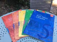 ARBSM Music Theory in Practice Grades 1 to 5