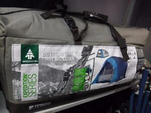 Big Cedar 8 Person Tent. We buy and sell used goods. 114525*