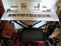 Yamaha NP 12 digital piano