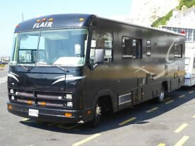 Fleetwood Flair RV Motorhome only done 39958 miles from new