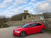Audi A3 2.0 tdi black edition, excellent condition