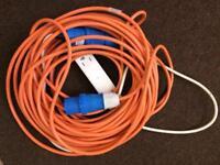 Caravan/Tent Electric Hook Up Cable