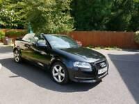 Audi A3 2010 (60) Convertible £30 tax Mot until 2019 Sept