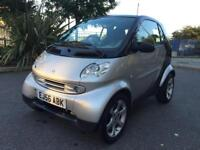 SMART 0.7 FORTWO ** VERY LOW MILEAGE ** PANORAMIC ROOF