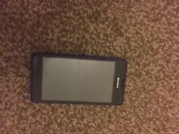 Used Sony XperiaE1 mobile phone