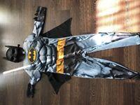 Batman costume 7-8 year