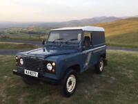 Land Rover defender 90 2.5tdi