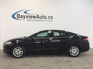 2016 Ford FUSION SE- 2.5L! ALLOYS! HEATED SEATS! REV CAM! SYNC!