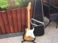 Fender Japan '54 Stratocaster Guitar