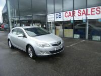 2011 11 VAUXHALL ASTRA 1.6 SE 5D 113 BHP **** GUARANTEED FINANCE **** PART EX WELCOME