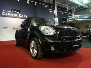2012 MINI Cooper S Countryman ALL 4 / PANORAMIC SUNROOF / LEATHE