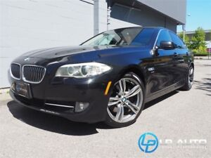 2012 BMW 535i xDrive Navigation, Lease and Finance Available!