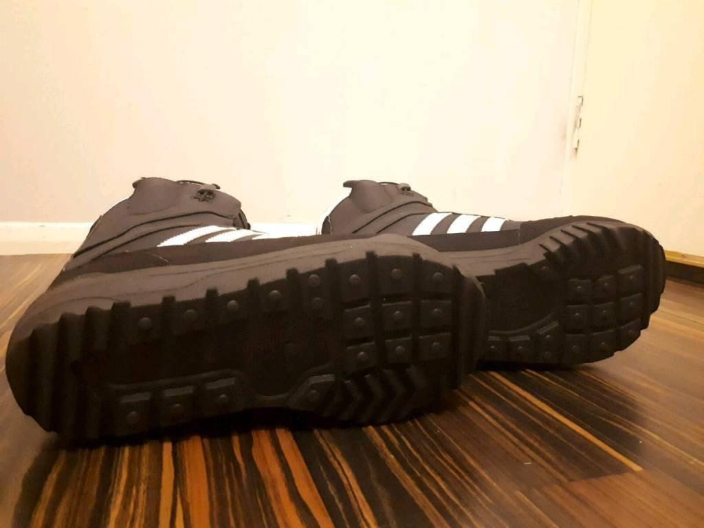 40dec309b295 Adidas Originals ZX 500 Mens Snowboarding boots Black UK 9
