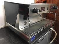 Wega expresso commercial espresso capucino coffee machine