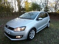 2012 VOLKSWAGEN POLO 1.2 MATCH TDI **EXCELLENT FINANCE PACKAGES**