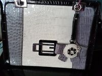 Ladies Beautiful Designer Guess Handbag in Excellent condition.
